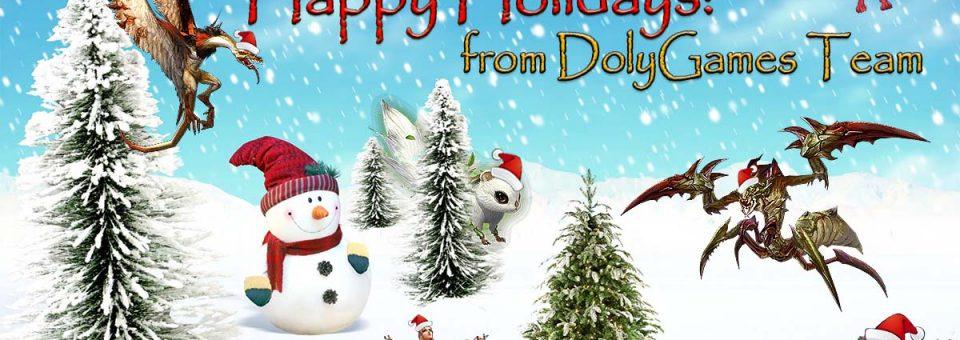 Merry Christmas & Happy Holidays (2016)