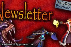 Newsletter DolyGames Wartune