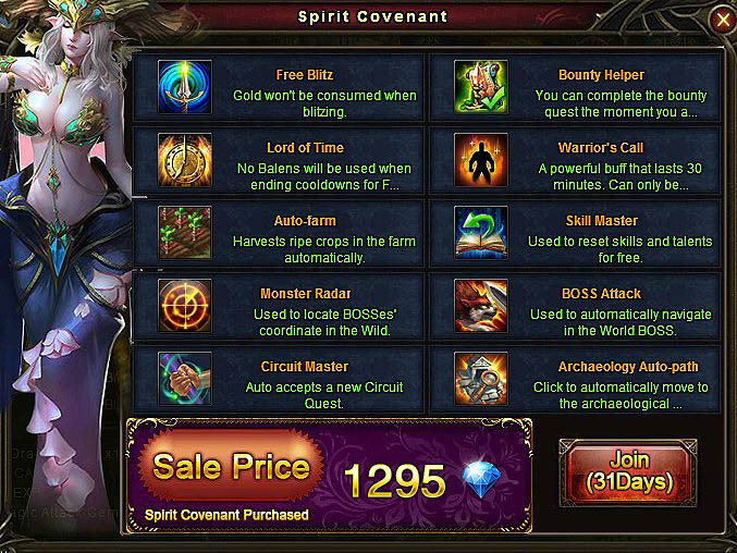 Spirit Covenant pic 3 Dec 2016 Wartune
