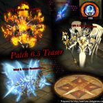 Patch 6.5 Teaser Holy Sword Temple 1