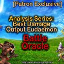 [Patron Exclusive] Analysis Series: Best Damage Output Eudaemon [Battle Oracle]