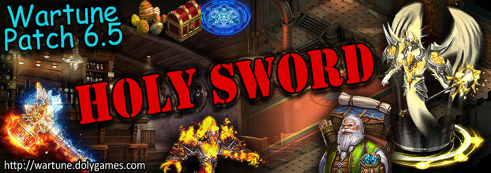 [Patch 6.5] Holy Sword Guide