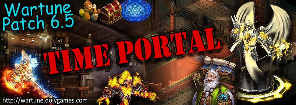 [Patch 6.5] Time Portal Guide