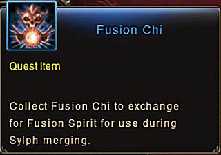 Fusion Chi item desc Wartune Patch 6.5