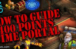 [Wartune Patch 6.5] How to Get 400 Points Time Portal Guide