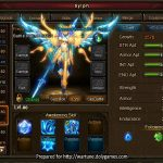 Newly activated Freya sylph Wartune 1