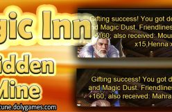 The Hidden Gold Mine - Magic Inn - featured