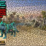 Maze Puzzle - Emerald Hippo by DolyGames-min