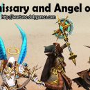 The Void Emissary and Angel of Light Animations & Info