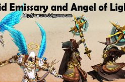 The Void Emissary and Angel of Light FEATURED