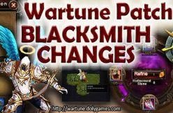 Patch 7.0 Blacksmith Changes FEATURED