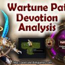 Wartune Patch 7.0 Devotion Points Comparison