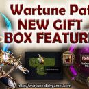 Wartune Patch 7.0 Gift Box / Gift Party Guide