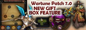 Patch 7.0 GIFT BOX New Magic Inn FEATURED