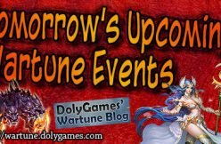 Tomorrow's News Upcoming Wartune Events