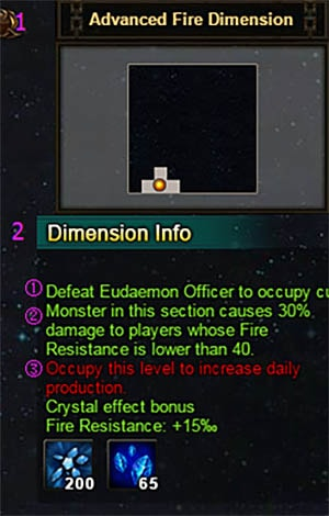 Wartune Patch 7.0 - Dimensional War Modifications - Right buttons