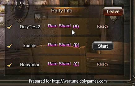 Wartune Patch 7.0 Gift Box  Gift Party Guide party