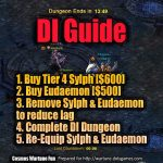 DI dungeon guide Wartune fun