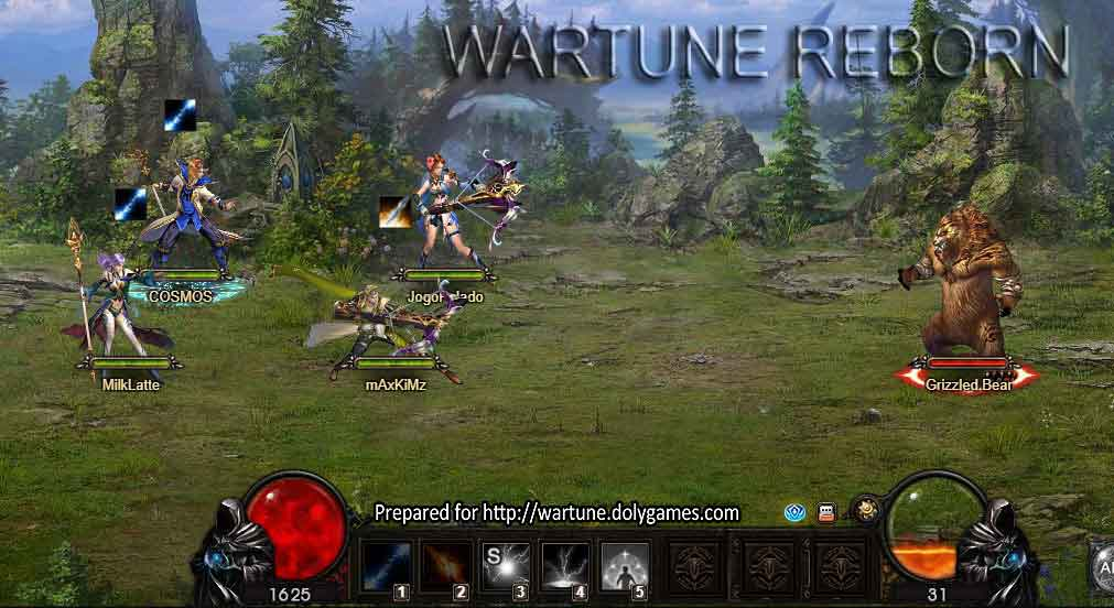 WARTUNE REBORN First Look & Video Reviews 2