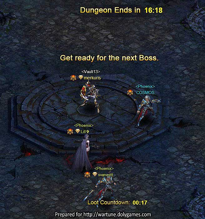 DI dungeon tip use Deco to reduce lag