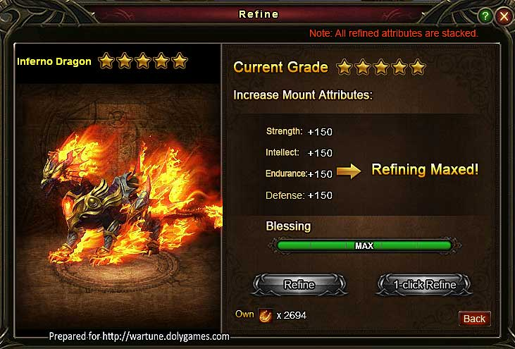 Grand Master of Archaeology 2 Inferno Dragon