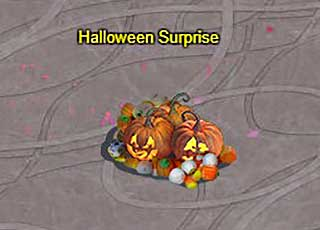 Halloween Surprise Pile Preliminary Item Drops Wartune