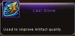 Lord's Trial Cast Stone Wartune item