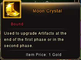 Lord's Trial Moon Crystal Wartune item