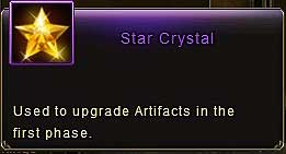Lord's Trial Star Crystal Wartune item