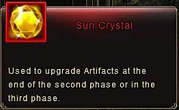 Lord's Trial Sun Crystal Wartune item