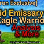 Patron Exclusive Analysis of Void Emissary vs Eagle Warrior