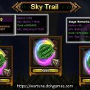 Sky Trail Rewards by Stage 11-20 (Wartune Patch 7.5)