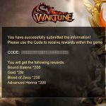 Wartune security breach Nov 2017 - 3OPT