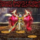 Cosmic Ghostly Knight (#Wartune Clothing)