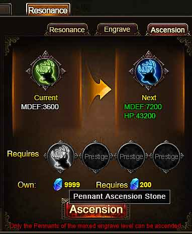 Relic Ascension Wartune Patch 7.7.2