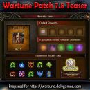 Wartune Patch 7.8 Teasers #2