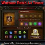 Wartune Patch 7.8 Teaser 10 Bounty Spot