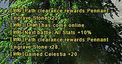 New ZODIAC PALACE rewards 1 - Wartune Patch 8.0