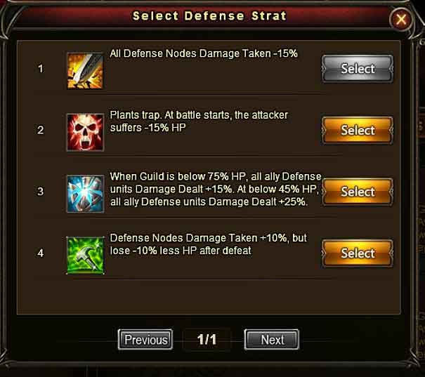 Wartune Patch 8.3 New Guild Siege [Dev Guide] 4
