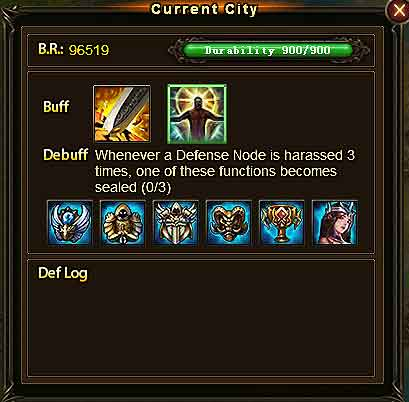 Wartune Patch 8.3 New Guild Siege [Dev Guide] 7