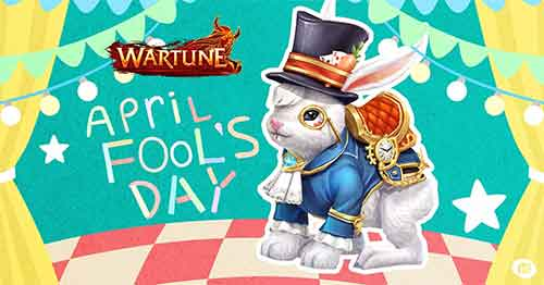 Wartune April Fool's Day